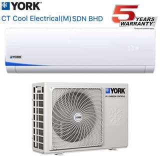 York Aircond Promotion