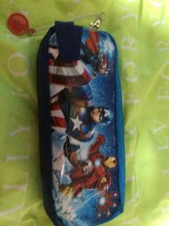 Captain America pencil box