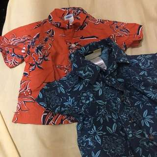 Hawaiian polo bundle