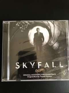 007 Sky fall 原聲大碟