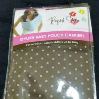 Pupsik Pouch Baby Carrier
