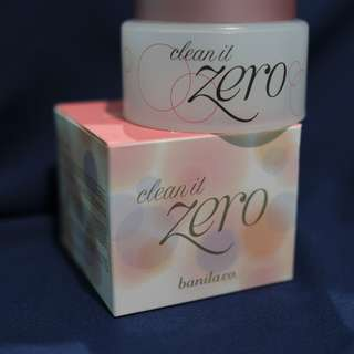 Preloved Banila Co Pink Zero