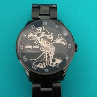 Mickey mouse manual wind watches 手錶