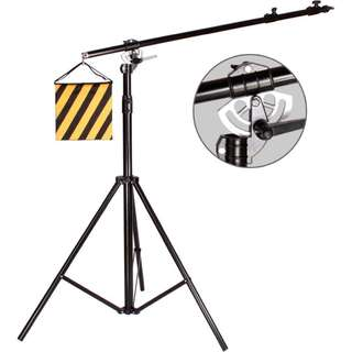 Pxel Light Stand and Sandbag for Weight For Photo Studio Lighting or Microphone