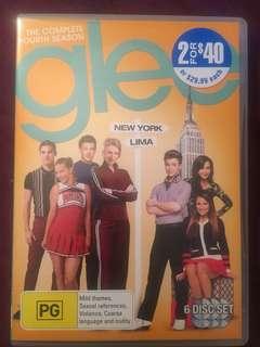 Season 4 Glee