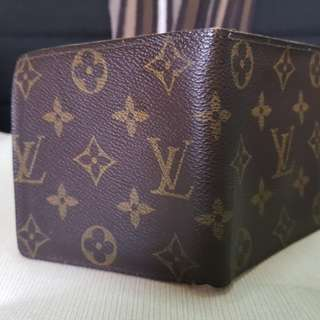 Preloved LV wallet