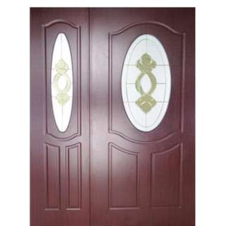 Wooden Door with laminated