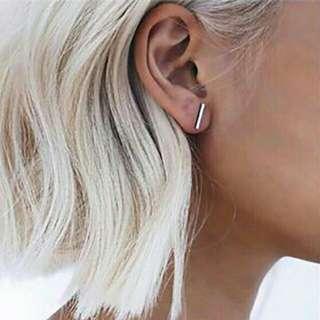 Reprice! T Bar Earrings