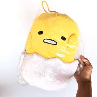 Gudetama Plush Toy