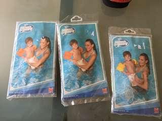 BN arm bands swim float