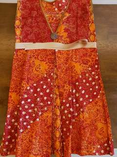 Cute dress from indonesia
