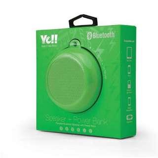 Yell BTS760 Bubble (Power Bank + Bluetooth Speaker)