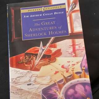 The great adventures of sherlock holmes - puffin classics