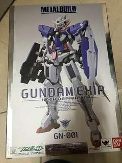 Metal Build Gundam EXIA 能天使 高達 00