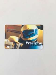 MRT Card - DHL