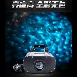 LED水紋燈投射器派對婚宴節日 (elecone系列) (包Buyup自取) (party disco wave projector)