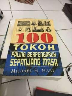 100 Tokoh Paling Berpengaruh Sepanjang Masa by Michael H Hart