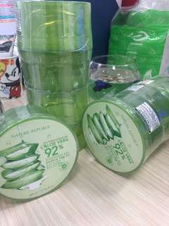 Nature Republic Aloevera shooting gel Ori 100%