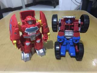 Transformers Rescuebots