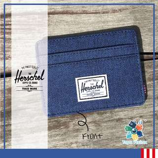 全新 Herschel Card Holder, Eclipse X NAVY