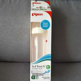 Pigeon SofTouch Peristaltic PLUS 330ml(11oz)