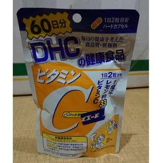 🚚 DHC維生素C 60日分120顆