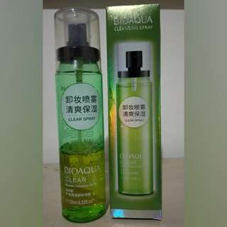 bioaqua cleansing spray