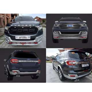 Ford Everest ( Shark Luxury Series)