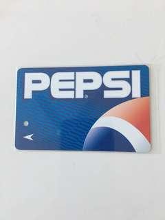 MRT Card - PEPSI (S League)