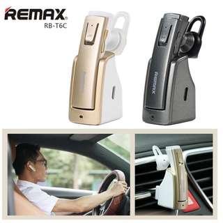 Remax RB-T6C Car Bluetooth Earpiece
