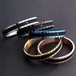 New arrival Mont blanc mens bangles