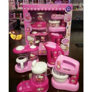 Hello Kitty Household Toys Set
