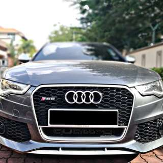 Audi Rs6 4.0 (A) Stage2 720hp