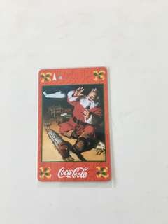 MRT Card - CoCo CoLa ( Christmas)