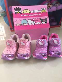 Sanrio Characters hello kitty shoes