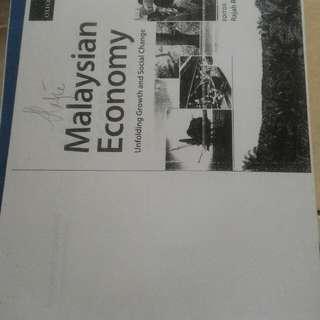 Buku ekonomii