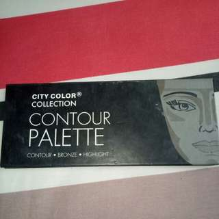 City color Contour palette 1