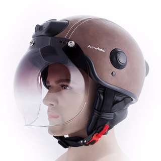 Motorcycle Helmet with Built-in Camera