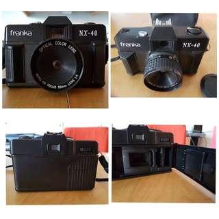 Vintage Franka NX-40 Camera