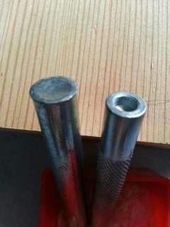 皮革製作工具-鈕釘製作工具