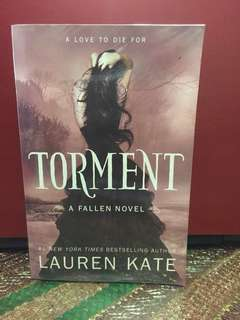 English Novel Torment & Fallen