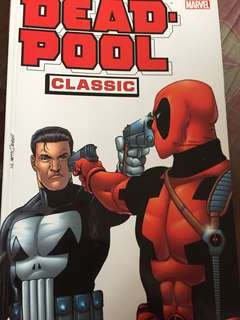Deadpool Classic Volume 7