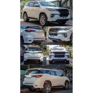 Toyota Fortuner (Shark Sports Edition 2019)