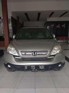 Honda crv 2.0 matic 2009