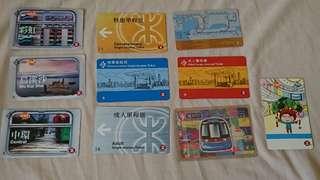 地鐵車票 歡迎出價