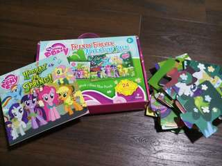 My Little Pony Adventure pack