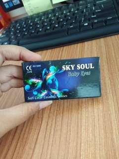 Softlens Sky Blue
