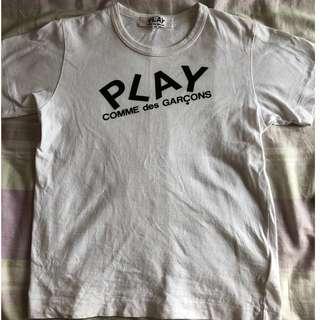 CDG play tee