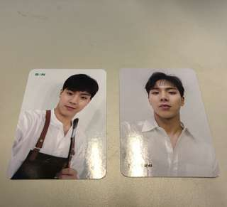WTT SHOWNU MONSTA X THE CONNECT PC