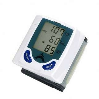 BLOOD PRESSURE MONITORING DIGITAL